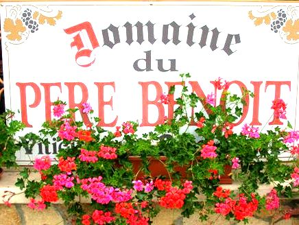 Le Vin du père Benoit